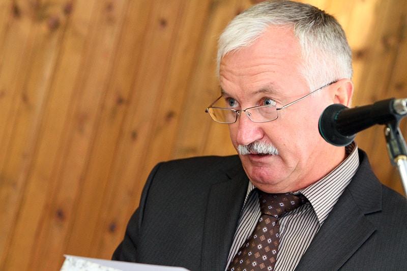 Načelnik općine Mikleuš Milan Dundović